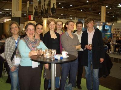 Lektorentreffen Leipzig 2010